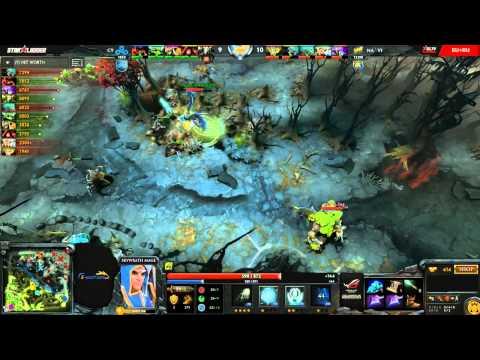 Navi vs Cloud9 (Starladder X - EU Qualifier)