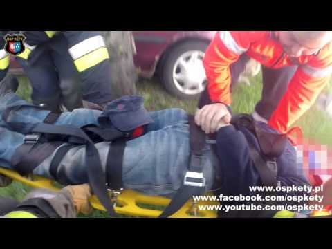 OSP Kęty - 2015.09.28 - Wypadek Przy GK | Ochotnicza Straż Pożarna W Kętach