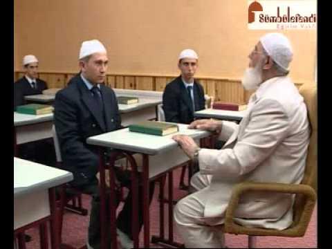 Saba Makamı Ezan ve Müezzinlik Sümbül Efendi Erkek Kuran Kursu  |  SÜMBÜL TV