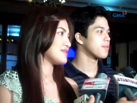 Not seen on TV: Julie Anne San Jose and Elmo Magalona teams up for their very first movie project