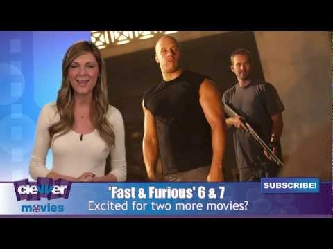 'Fast & Furious 6 & 7' To Shoot Back-To-Back