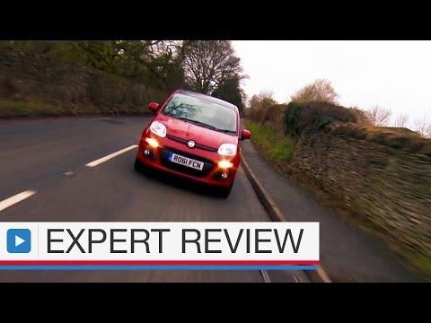 Fiat Panda hatchback car review