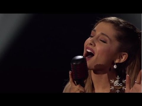 Ariana Grande - The Way/Tattooed Heart (2013 AMAs)