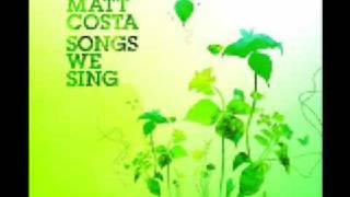 Watch Matt Costa Shimmering Fields video