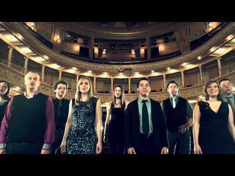 Perpetuum Jazzile - ABBA Greatest Hits (official video HD)