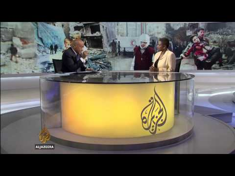 Interview: UN's Valerie Amos on Syria's refugee crisis