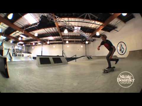 Skateboarder Magazine Warm Up: Curren Caples