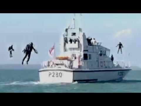 Navy Assault Trials!