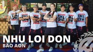 NHU LOI DON by Bao Anh | Zumba | Vietnam Pop | TML Crew Bryan Moico