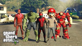GTA 5 PC Mods - HALLOWEEN BLOCK PARTY MOD! GTA 5 Costumes & Outfit Mods! (GTA V PC)