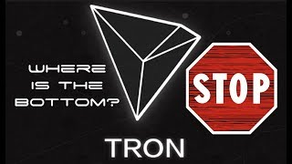 What is Happening to Tron? When Will it Stop Falling?