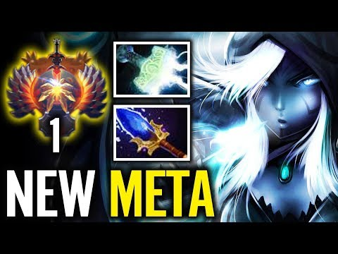 Midone Drowranger Split Lightning Arrows - New Imba Meta Dota 2