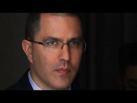 Canciller de Venezuela se reunirá con el secretario general de la ONU