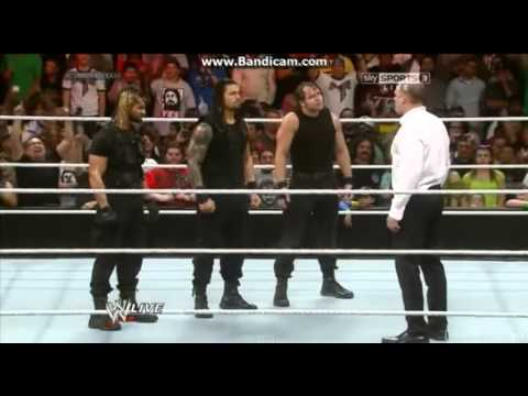 Wwe's Top 5 Face Turn 2014 video