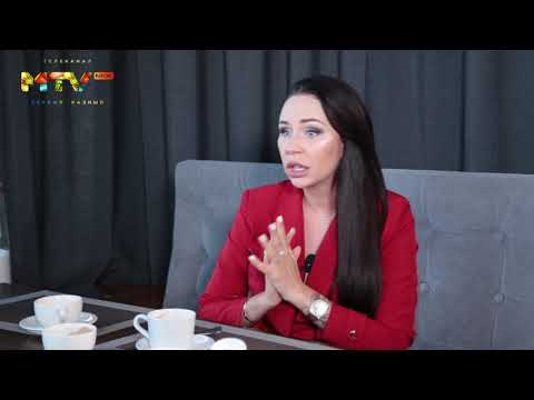 Светская Хроника с Евгенией Машко - Наталья Зубарева - часть 1