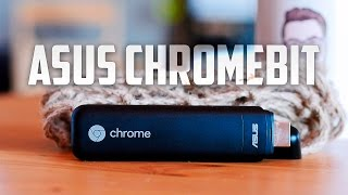ASUS Chromebit, review en español