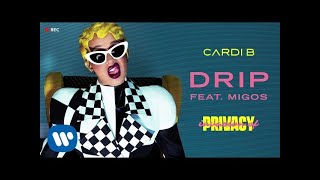 Download Lagu Cardi B - Drip feat. Migos [Official Audio] Gratis STAFABAND