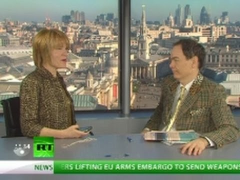 Keiser Report: 'Crash JP Morgan' - 2nd Anniversary Special (E368)