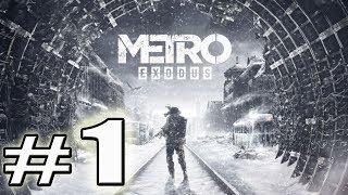 [METRO Exodus] -Parte #1- Gameplay completo (PC-XBOX app) ULTRA -español-