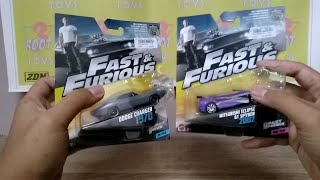 Vlog Unboxing + Review - Mattel Fast & Furious Series