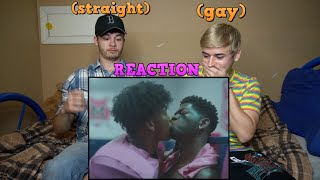 Download lagu Straight & Gay guy react to
