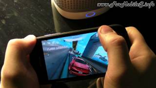 Nokia 808 PureView - Demo gameplay Asphalt 6 Adrenaline
