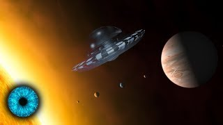 Alien-Raumschiff durch unser Sonnensytem gerast? - Clixoom Science & Fiction