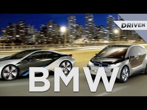 BMW Goes All Electric - TechnoBuffalo's Driven