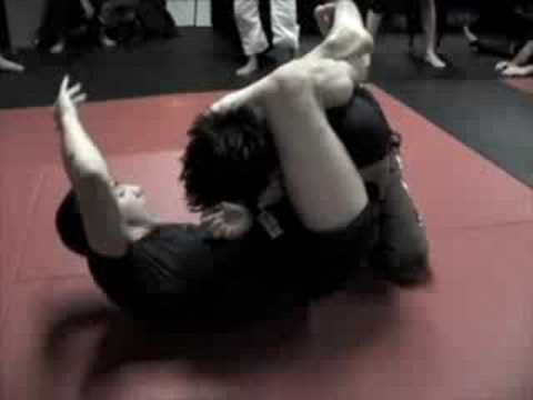10th Planet Jiu Jitsu: Rubber Guard to Triangle Image 1