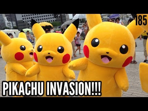 Pikachu Invasion!! Subtokyo 185