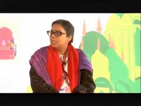 Zee Jaipur literature fest: Gloria Steinem talks about feminism and sexuality with Ruchira Gupta