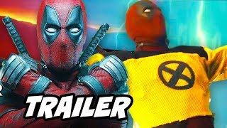 Deadpool 2 Trailer 3 - Deadpool vs Cable and X-Force Explained