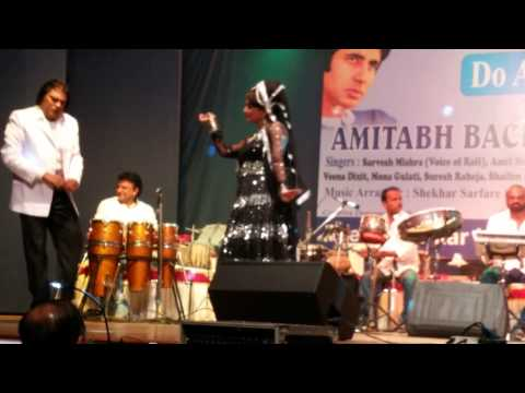 Ramkumar As Act Like Amitabh Bachchan Sharabi(log Kehte Hai Main Sharabi Hoon) video