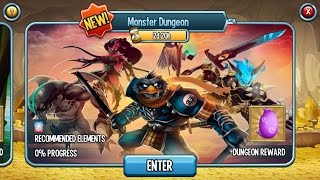 Free Monster Rascal From The Monster Dungeon on Monster Legends