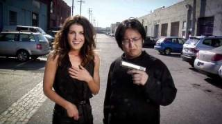 Gun Size Matters (with Shenae Grimes!)