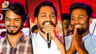 Download Lagu Maanavan : Hip Hop Tamizha Aadhi's Sensational Speech | Madhan Gowri | Eruma Saani Vijay Gratis STAFABAND