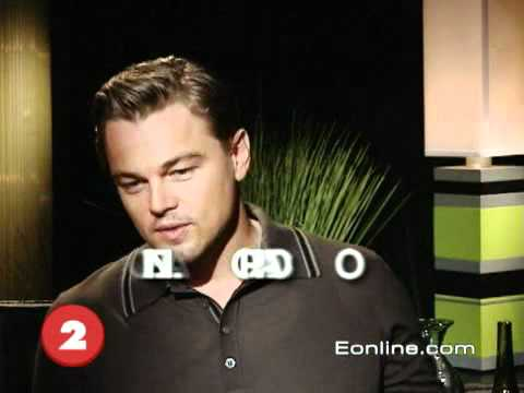 Leo DiCaprio Interview Body Of Lies.