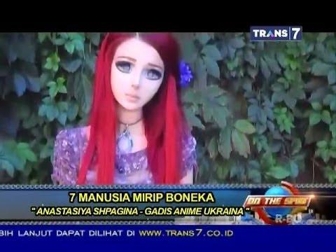 On The Spot ( Trans 7 ) - 7 Manusia Mirip Boneka