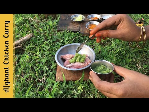 Miniature Chicken Afghani | E#68 | Afghani Chicken Gravy Recipe | Miniature Cooking