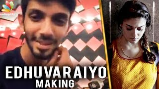 Making : Edhuvaraiyo Single Song | Kolamaavu Kokila Movie | Nayanthara, Anirudh
