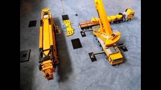 NZG Liebherr ltm 11200 9.1 assembly