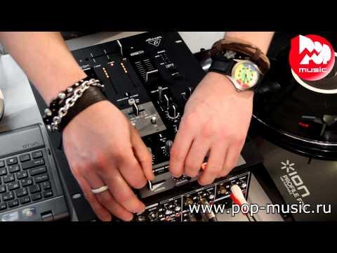 DJ пульт BEHRINGER NOX404 PRO MIXER