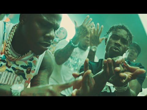 Foogiano - MOLLY (Remix) [feat. @DaBaby ] [Official Music Video]