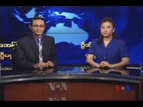 VOA Burmese TV Magazine April 1st Week 2013