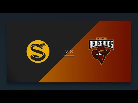 CS:GO - Splyce vs. Renegades [Cbble] Map 1 - NA Day 3 - ESL Pro League Season 6