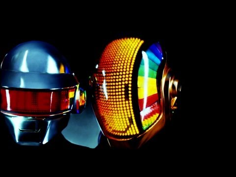 Daft Punk - Through The Years