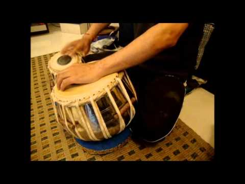 KAROGE YAAD TO HAR BAAT - TABLA INSTRUMENTAL BY RAJIV GOEL