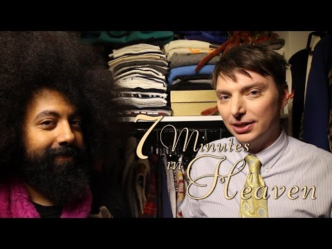 Reggie Watts - 7 Minutes in Heaven
