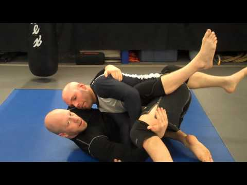 Jay-jitsu BJJ: No Gi - simple sweep Image 1