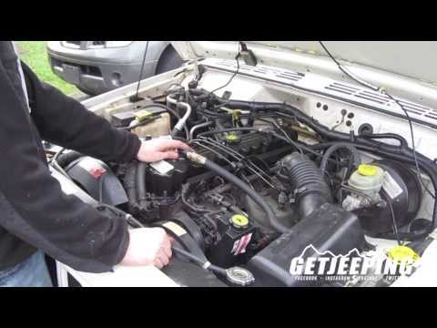 How To: Replace Ignition coil pack on 1997-2001 Jeep Cherokee XJ - GetJeeping